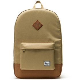 Herschel Heritage rugzak, kelp/saddle brown